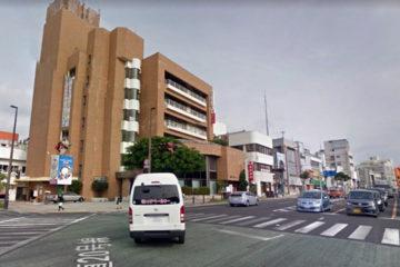 沖縄市胡屋十字路