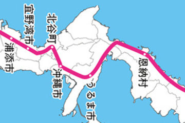 沖縄鉄軌道 本線ルート