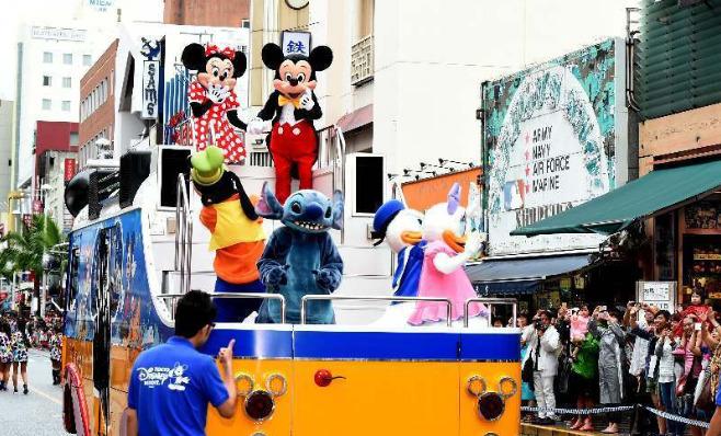ディズニー国際通りイベント